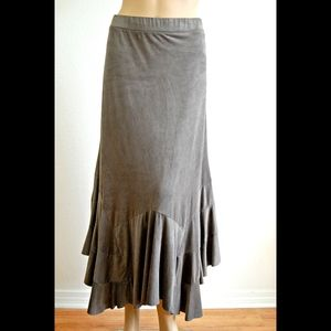 Coco Bianco Casual Skirt